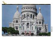Basilica Du Sacre-coeur De Montmartre Carry-all Pouch