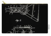 Basketball Practice Device Patent 1960 Part 2 Carry-all Pouch