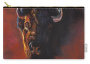 Basking In The Evening Glow Carry-all Pouch by Frances Marino