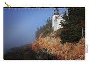Bass Harbor Lighthouse, Acadia National Park Carry-all Pouch