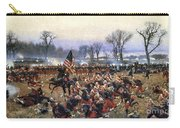 Battle Of Fredericksburg - To License For Professional Use Visit Granger.com Carry-all Pouch
