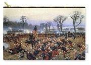 Battle Of Fredericksburg Carry-all Pouch by Granger