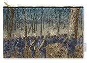 Battle Of The Wilderness, 1864 Carry-all Pouch