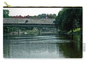 Bavarian Covered Bridge Carry-all Pouch