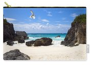 Beach Bird Carry-all Pouch