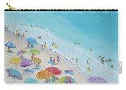 Beach Painting - Summer Love Carry-all Pouch