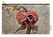 Beach Rose Hip - Rosa Rugosa Carry-all Pouch