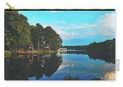 Beautiful Bunn Lake - Zebulon, North Carolina Carry-all Pouch