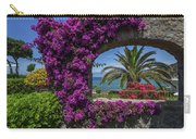 Beautiful Ischia Carry-all Pouch