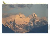 Beautiful View Of The Dolomites Mountains In Italy  Carry-all Pouch