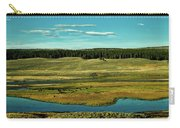 Beautiful Yellowstone Carry-all Pouch