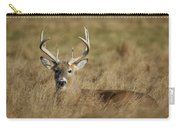 Bedded Buck Carry-all Pouch