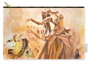 Belly Dance Carry-all Pouch