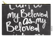 Beloved Carry-all Pouch by Linda Woods