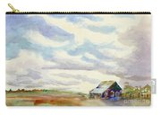 Big Alberta Sky Carry-all Pouch