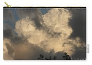 Big Cloud Carry-all Pouch