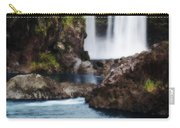 Big Island Waterfall Carry-all Pouch
