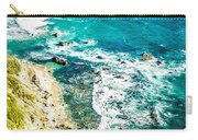Big Sur California Coastline On Pacific Ocean Carry-all Pouch