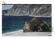 Big Sur California  Carry-all Pouch