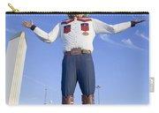 Big Tex In Dallas Texas Carry-all Pouch