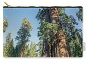 Big Tree Trail - Sequoia National Park - California Carry-all Pouch