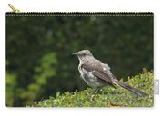 Bird On The Hedges Carry-all Pouch