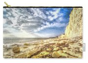 Birling Gap And Seven Sisters Art Carry-all Pouch