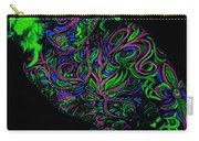 Black Light  Carry-all Pouch