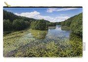 Black River Hancza In Turtul.  Carry-all Pouch