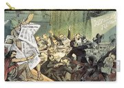 Blaine Cartoon, 1884 Carry-all Pouch