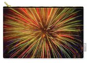 Blooming Fireworks Carry-all Pouch