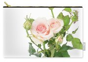 Rose Twigs Carry-all Pouch