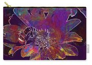 Blossom Bloom Yellow Yellow Flower  Carry-all Pouch