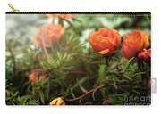 Blossomed Carry-all Pouch