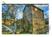 Blowing Cave Mill Near Smoky Mountains Of East Tennessee Carry-all Pouch