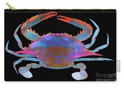 Blue Crab, X-ray Carry-all Pouch
