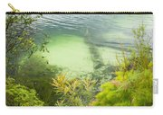 Blue Lake Stradbroke Island Carry-all Pouch