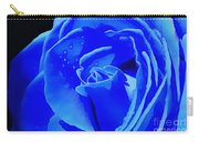 Blue Romance Carry-all Pouch