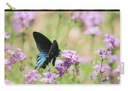 Blue Swallowtail Butterfly  Carry-all Pouch