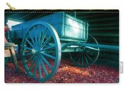 Blue Wagon Carry-all Pouch