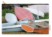 Boats Boats And More Boats Carry-all Pouch