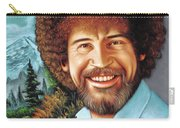 Bob Ross Carry-all Pouch