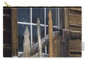 Bodie Picket Fence And Window Carry-all Pouch