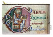 Boethius (c480-524) Carry-all Pouch
