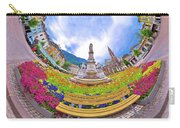 Bolzano Main Square Planet Perspective Panorama Carry-all Pouch