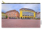 Bolzano Main Square Waltherplatz Panoramic View Carry-all Pouch