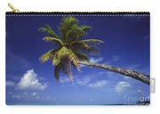 Bora Bora, Palm Tree Carry-all Pouch