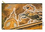 Boudicca Statue And Big Ben Carry-all Pouch