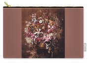 Bouquet Of Orchids Carry-all Pouch