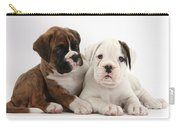 Boxer Puppies Carry-all Pouch